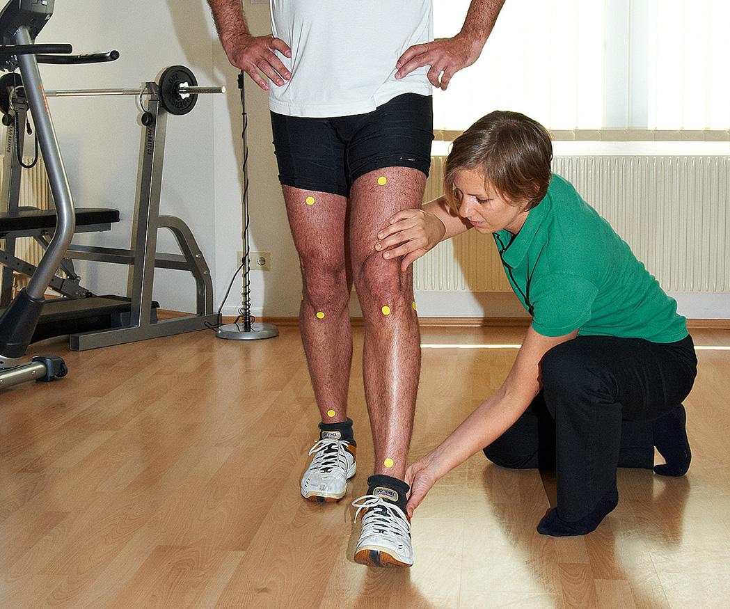 modernste Methoden der Physiotherapie